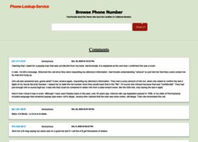 Phone-service.org thumbnail
