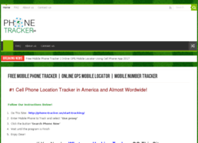 Phone-tracker.us thumbnail