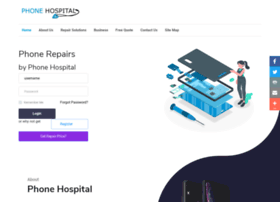 Phonehospital.com thumbnail