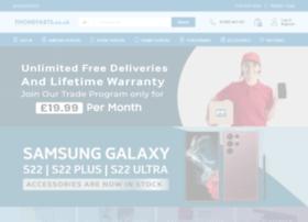 Phoneparts.co.uk thumbnail