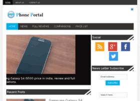 Phoneportal.in thumbnail