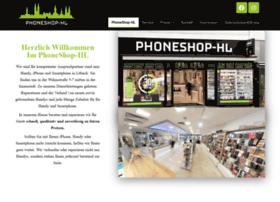 Phoneshop-hl.de thumbnail