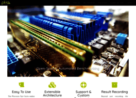 phoronix-test-suite com at WI  Phoronix Test Suite - Linux