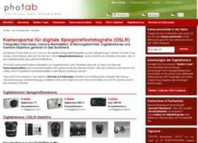 Photab.de thumbnail