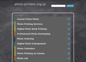 Photo-printers.org.uk thumbnail