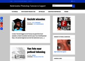 Photoshop-tutorials.nl thumbnail
