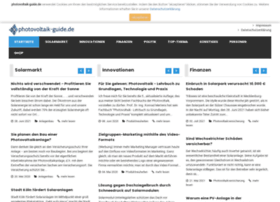 Photovoltaik-guide.de thumbnail