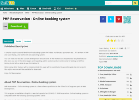 Php-reservation-online-booking-system.soft112.com thumbnail