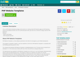 Php-website-templates.soft112.com thumbnail