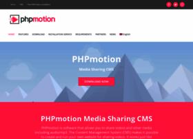 Phpmotion.com thumbnail