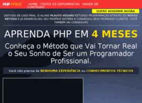 Phpprime.com.br thumbnail