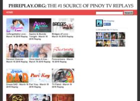 Phreplay.org thumbnail