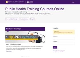 Phtc-online.org thumbnail