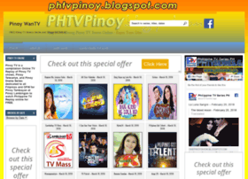 Phtvpinoy.blogspot.ca thumbnail