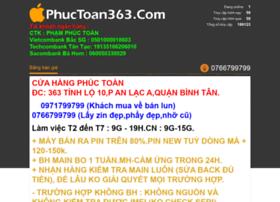 Phuctoan363.com thumbnail
