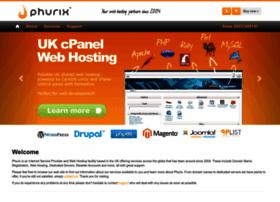 Phurix.co.uk thumbnail