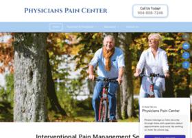 Physicianspaincenter.org thumbnail