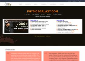 Physicsgalaxy.com thumbnail