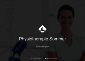 Physio-sommer.de thumbnail