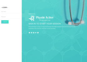 Physioactive.net.in thumbnail