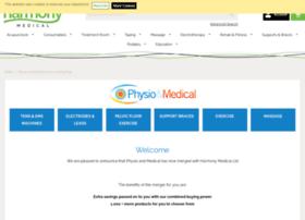 Physiomedical.co.uk thumbnail