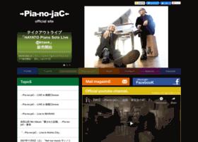 Pia-no-jac.net thumbnail