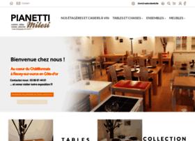 Pianetti-milesi.fr thumbnail