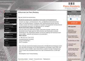 Piano-reisberg.de thumbnail