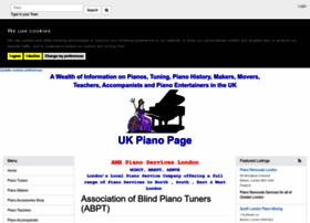 Piano-tuners.org thumbnail