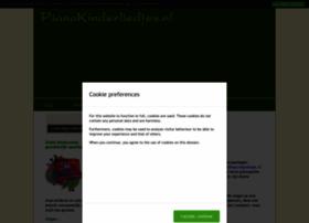 Pianokinderliedjes.nl thumbnail