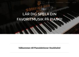 Pianolektionerstockholm.se thumbnail
