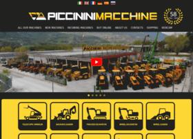 Piccininimacchine.it thumbnail