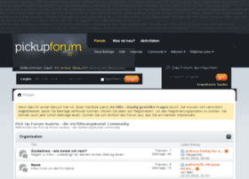 Pickupforum.at thumbnail