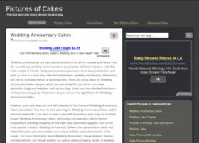 Pictures-of-cakes.info thumbnail