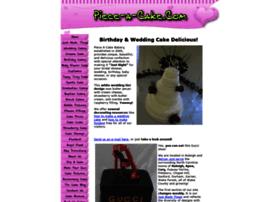 Piece-a-cake.com thumbnail