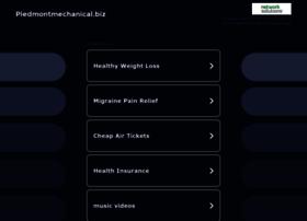 Piedmontmechanical.biz thumbnail