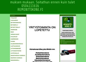 Pientalojapihapalvelu.fi thumbnail