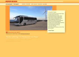 Pieper-busreisen.de thumbnail