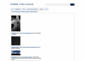 Pierreyvesclouin.fr thumbnail