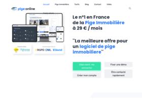 Pige-online.fr thumbnail