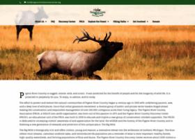 Pigeonriver.org thumbnail