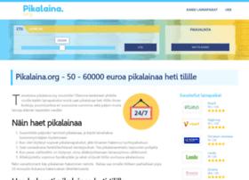 Pikalaina.org thumbnail