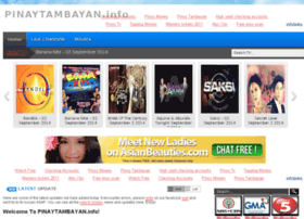.info - Pinoy Tambayan | Pinoy TV Online | Watch Pinoy Channels | ABS