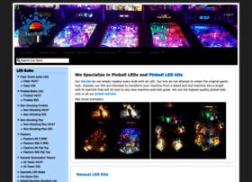 Pinballbulbs.com thumbnail