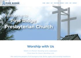 Pineridge.org thumbnail