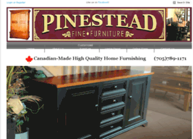 Pinesteadfurniture.com thumbnail