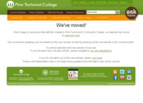 Pinetech.edu thumbnail