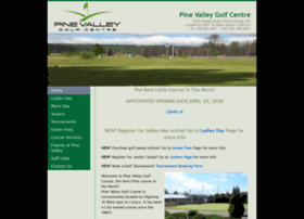 Pinevalleygolfcourse.ca thumbnail
