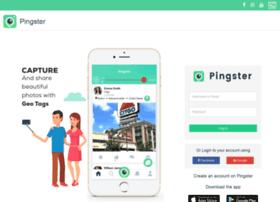 Pingster.info thumbnail