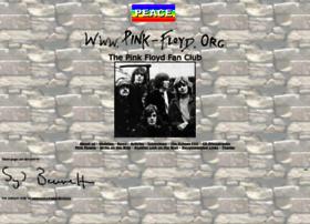 Pink-floyd.org thumbnail